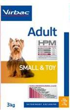 Adult dog Small & Toy